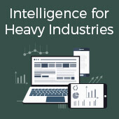Intelligence for Heavy Industry